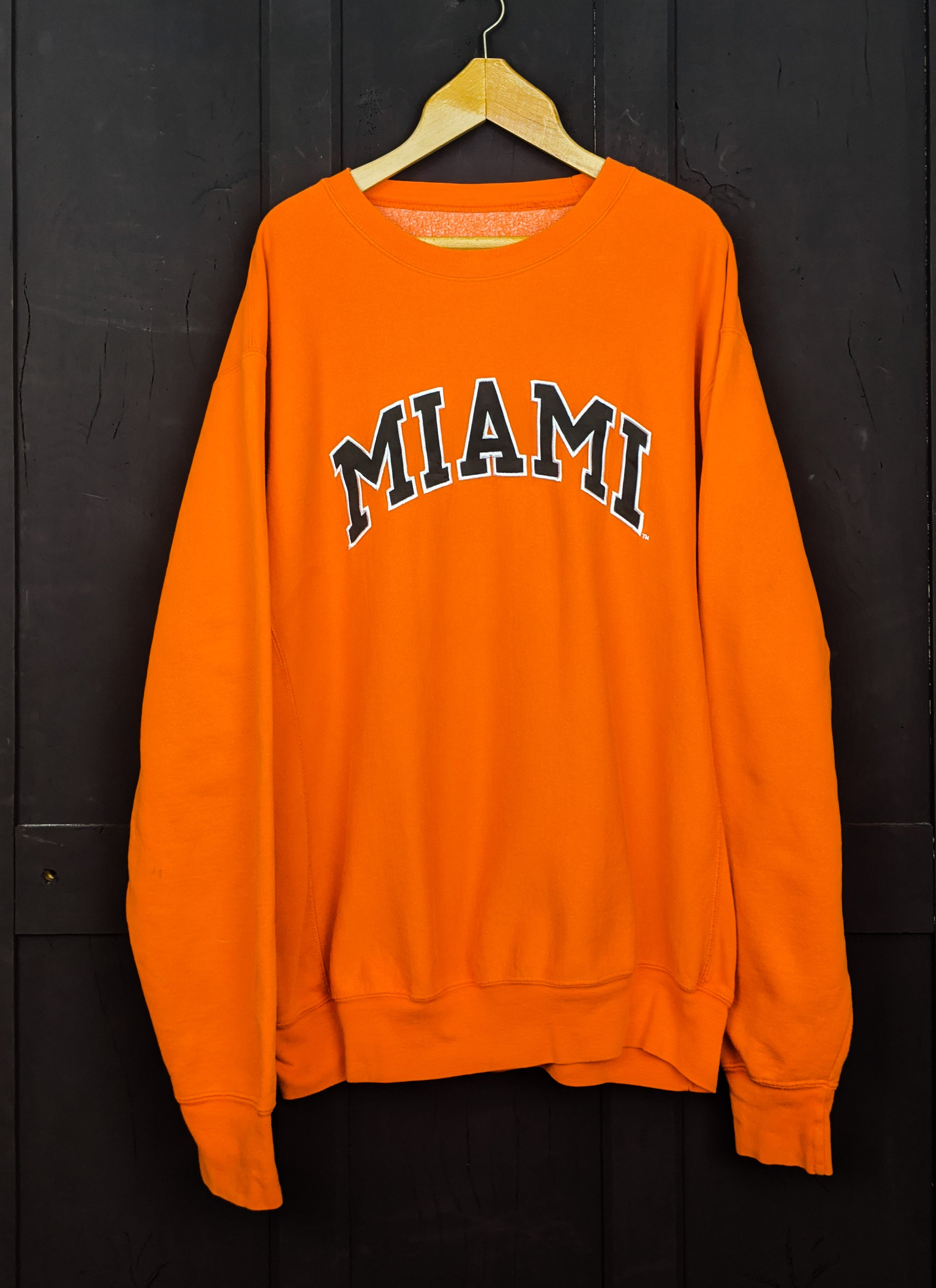 Oversized Miami sweatshirt XL Item825