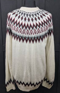 Oversized acrylic traditional jumper size XL item 901