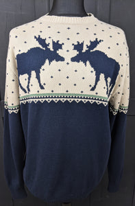 Traditional festive cotton jumper size XL item 902