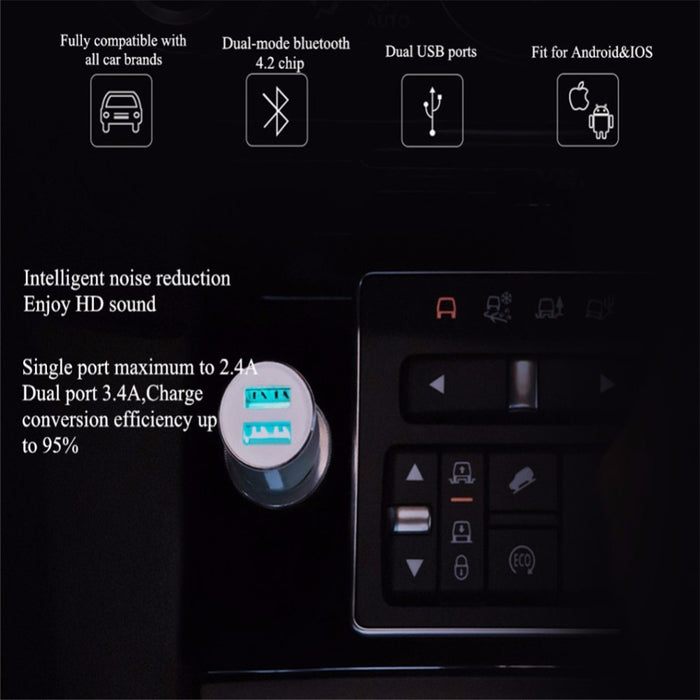Car Bluetooth Transmitter