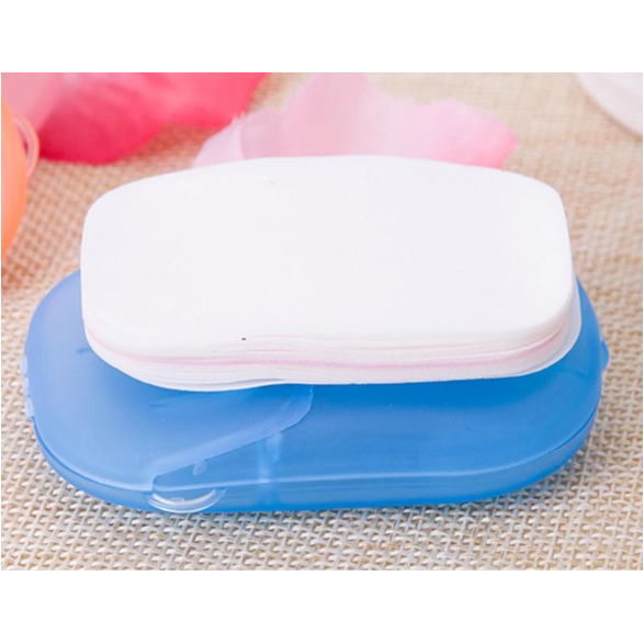 Portable Travel Washing Soap Sheets