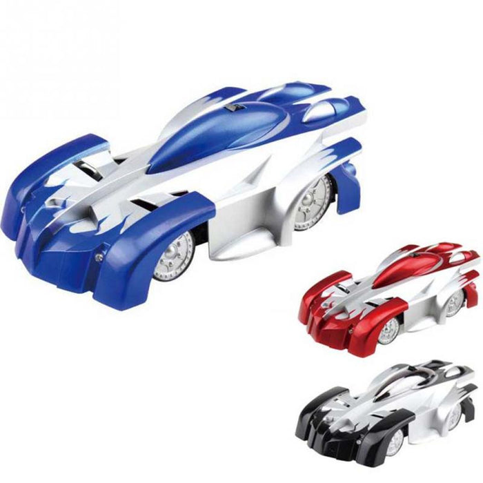 Mini RC Power Lead Remote Control Wall Climbing Car