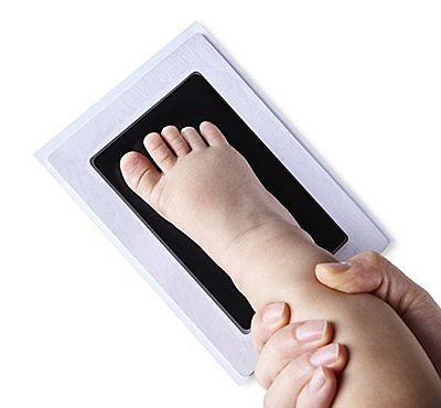 Inkless Baby Foot And Hand Ink Pad