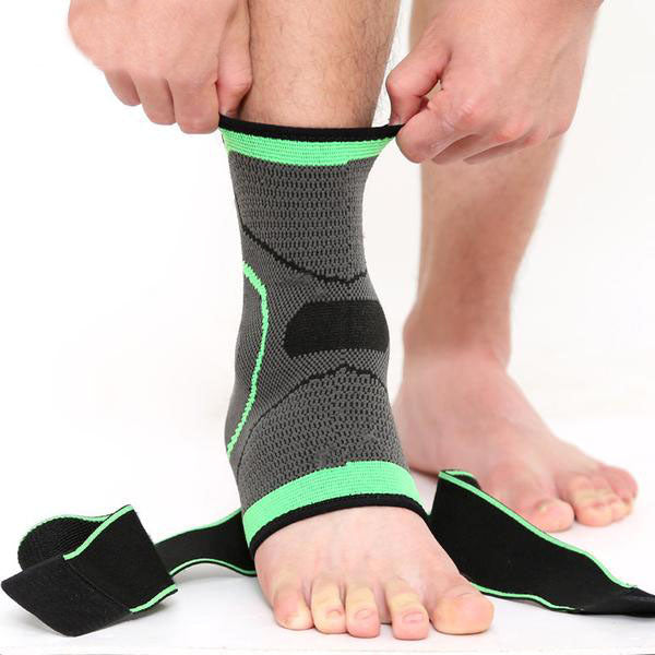 3D Ankle/Foot Compression Pad