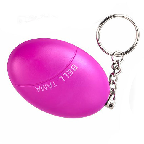 Portable Women Anti-Attack Security Loud Keychain Alarm