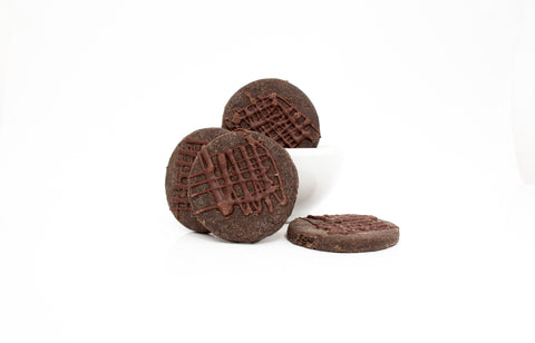 Galletas de chocolate VEGANAS