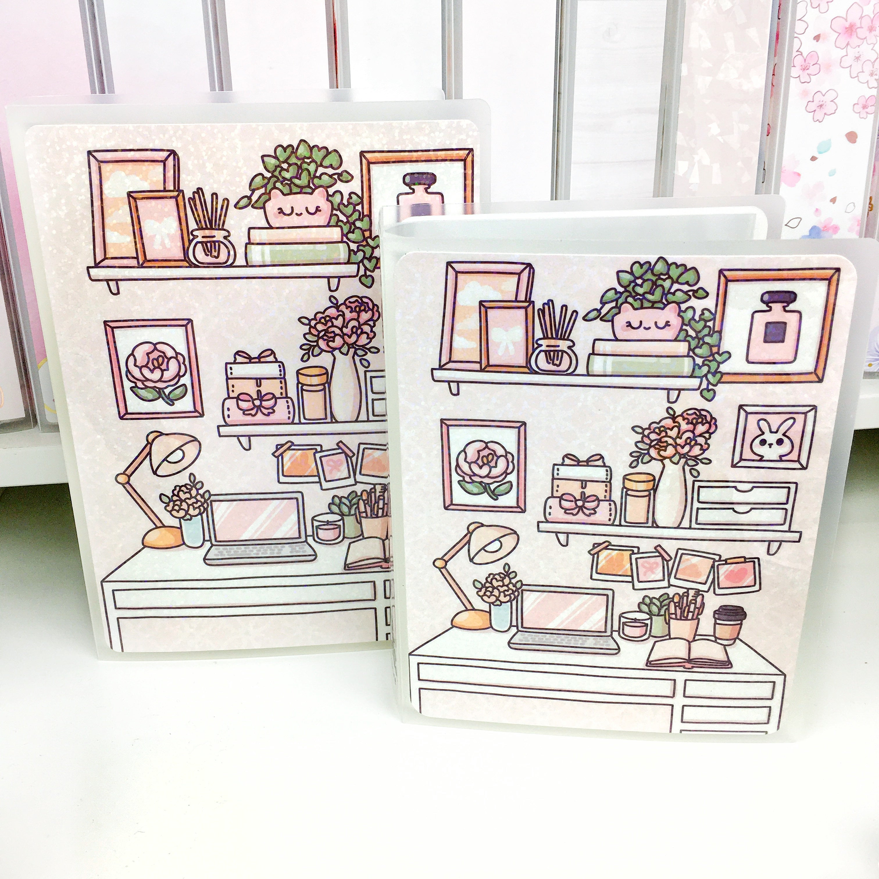 Pretty Planning Sticker Album