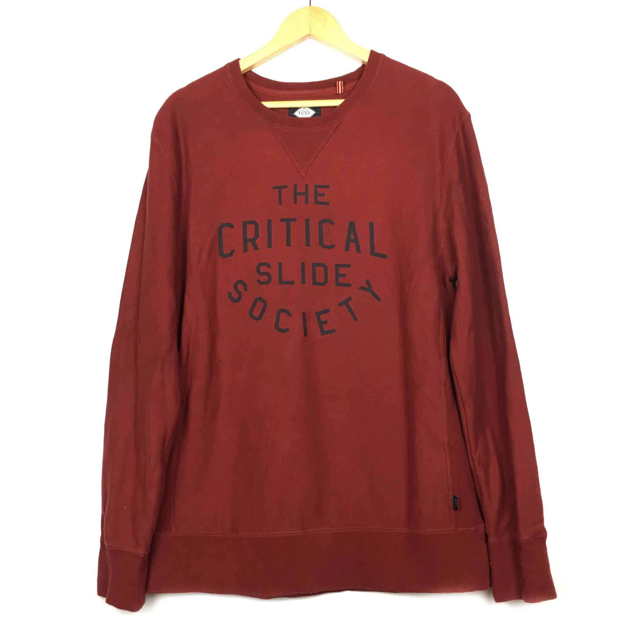 f027c639d8 The Critical Slide Society TCSS Sweatshirt – Popkode Store