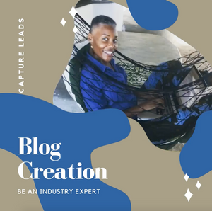 Blog Creation