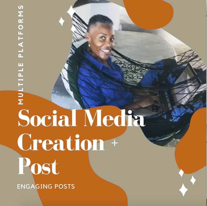 Social Media Creation + Posts