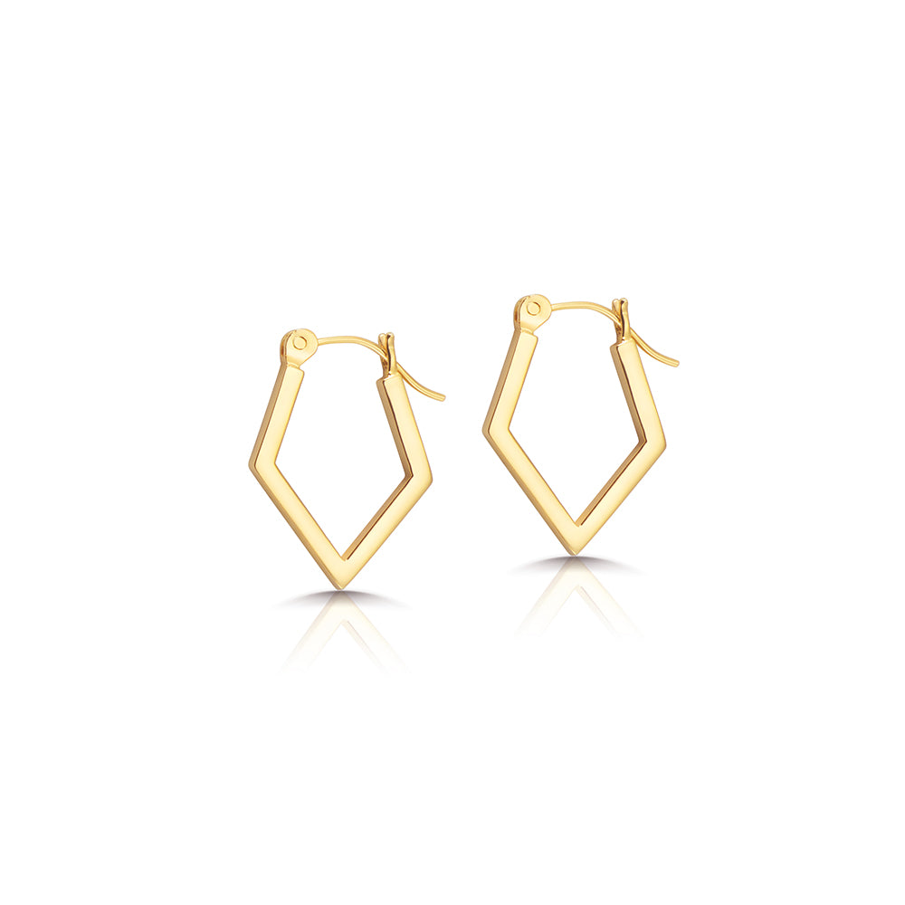 mini gold hoop earrings candace you earrings