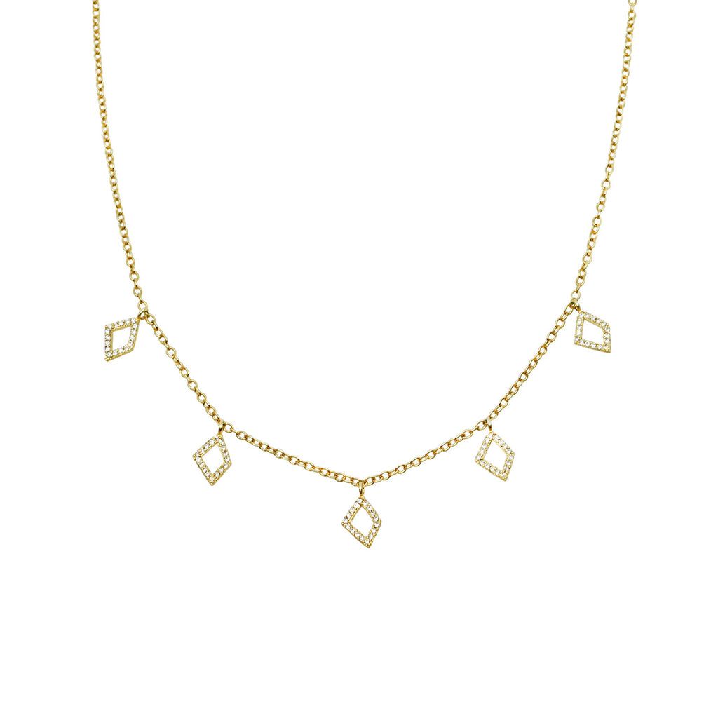 Chain necklace for women gold jewelry for women | Ambyr Childers