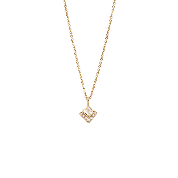 Kaya Diamond Necklace
