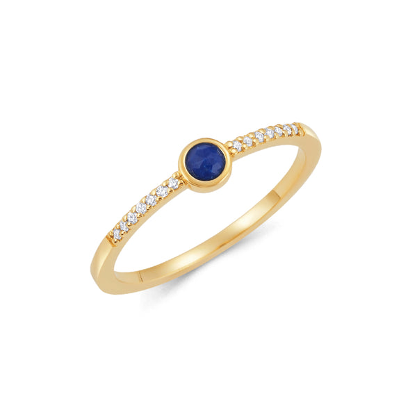Little Lapis Ring