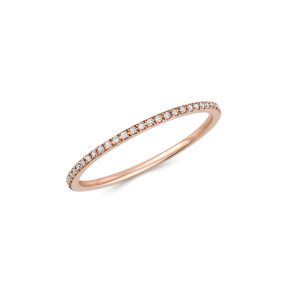 Gold Eternity Ring | Ambyr Childers