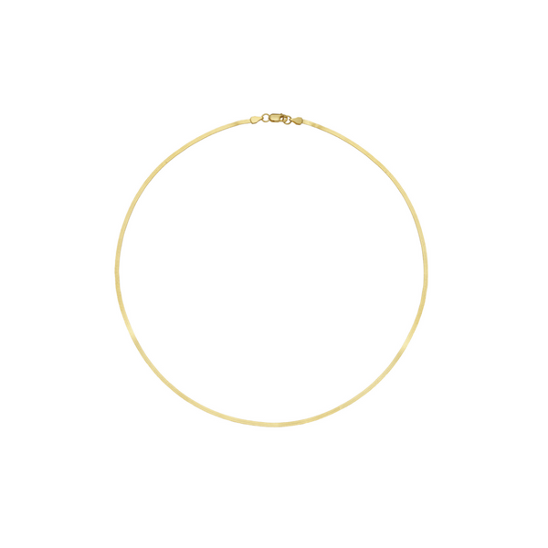 Stunning gold necklace for dress women