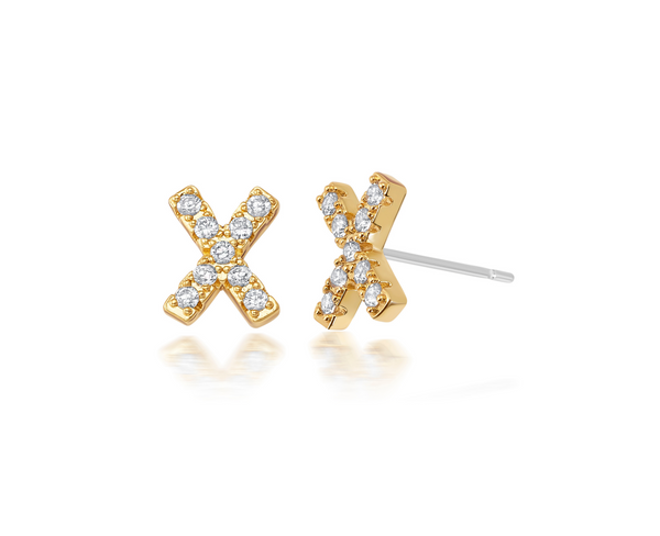 Unique diamond stud earrings new holiday gifts for women