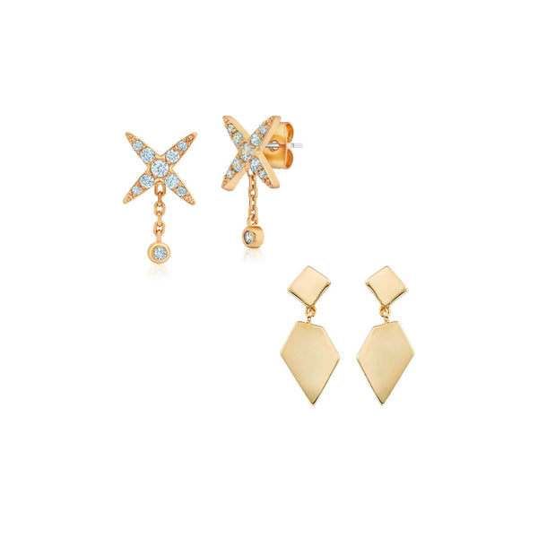 Stud earrings Shaker Bundle  | Ambyr Childers Jewelry