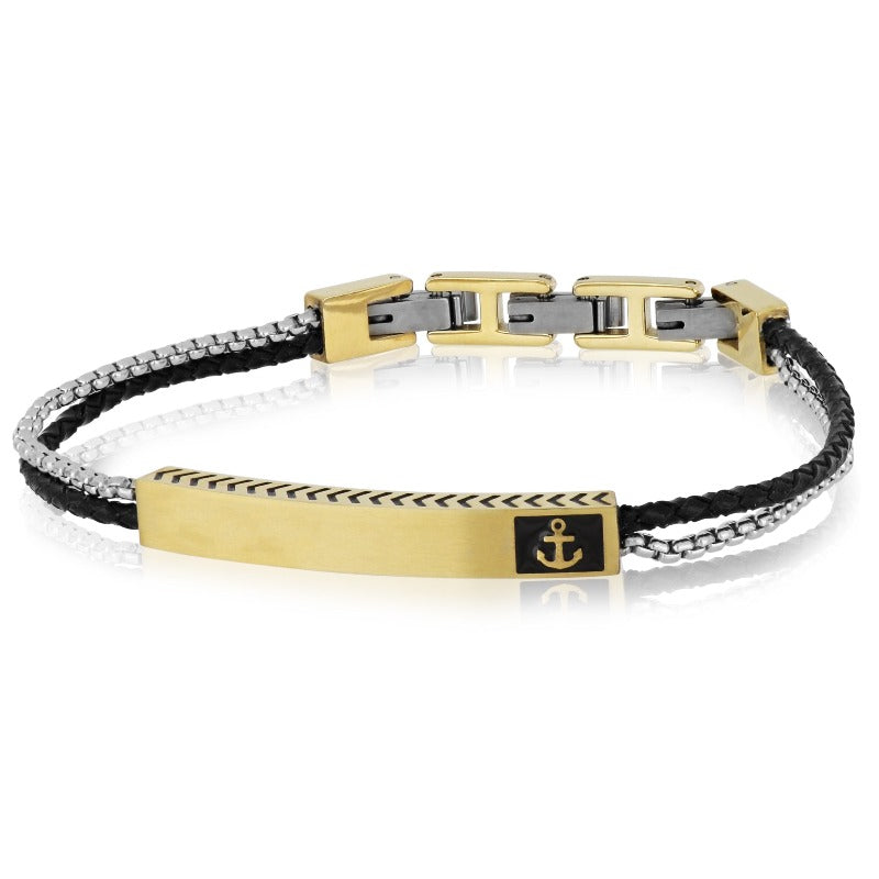 Finn anchor gold