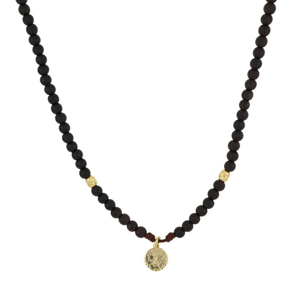 Paco gold necklace - Goyatè