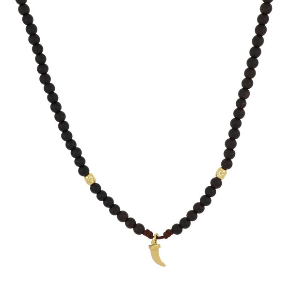 Nita gold necklace - Goyatè