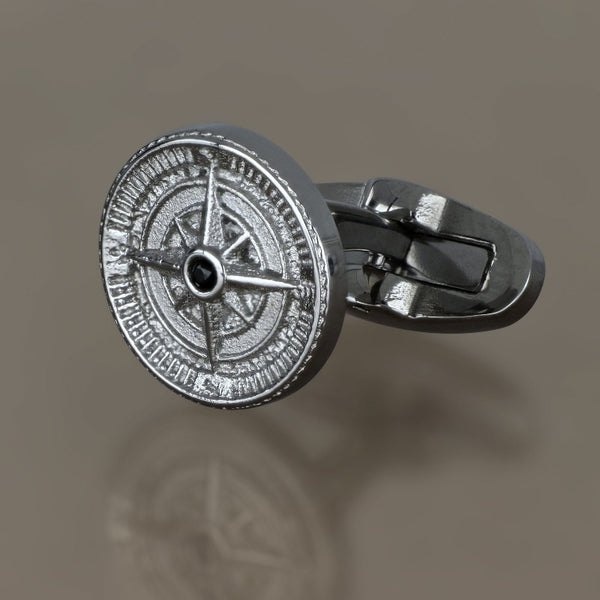 North cufflinks - Goyatè