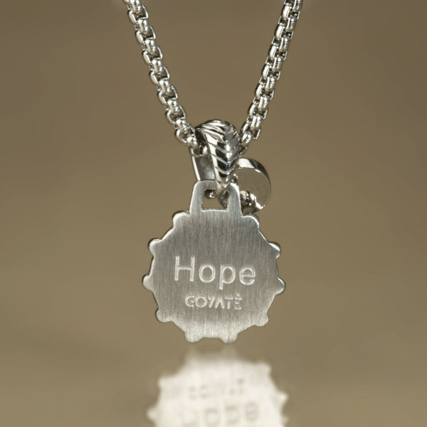 Hope necklace - Goyatè