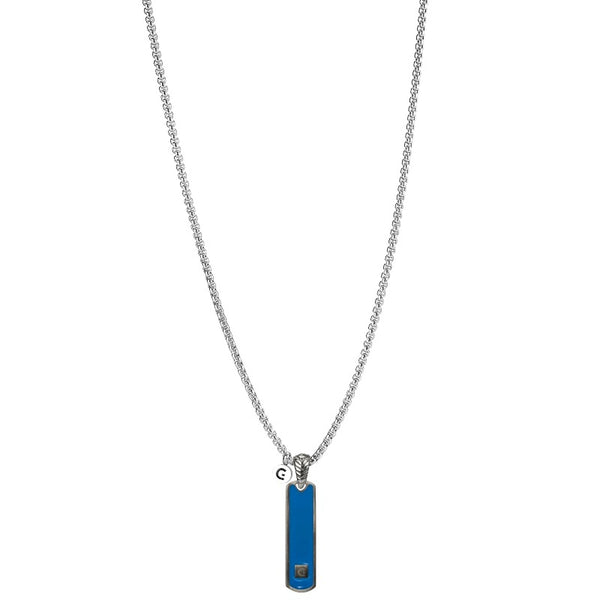 Bang blue vintage necklace - Goyatè