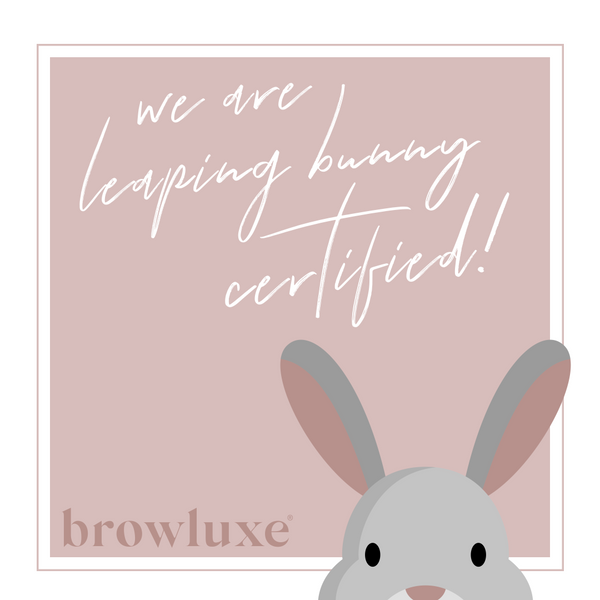 We're celebrating our Leaping Bunny Certification! Use code 'LEAPING10' for 10% off your next purchase!