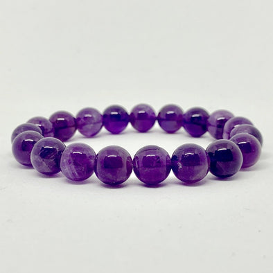 The Jewel Mama Amethyst Crystal Bracelet. Healing Crystal Bracelets. Amethyst handmadeThe Jewel Mama, Crystal Bracelets, Crystals, Healing Crystals, Crystal, Healing, handmade jewelry, handmade crystal jewelry, Made in Los Angeles, Los Angeles Jewelry, Jewellery, gifts, yoga bracelet, yoga bracelets, yogi bracelet, chakra, chakras, meditation bracelet, meditationbracelet. Made in Los Angeles. Crystals.