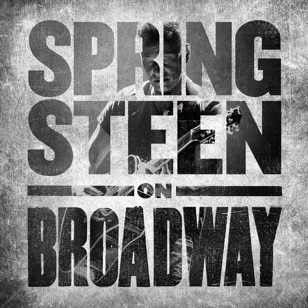 "Springsteen On Broadway - Bruce Springsteen (12"" Album Box Set) [Vinyl]"
