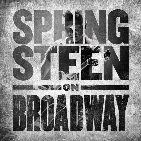 Springsteen on Broadway (NEW 2 x CD) (Preorder 14th Dec)