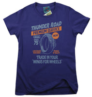 BRUCE SPRINGSTEEN inspired THUNDER ROAD, Women's T-Shirt
