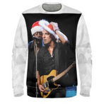 Custom Made Bruce Springsteen Christmas Jumper (Exclusive)
