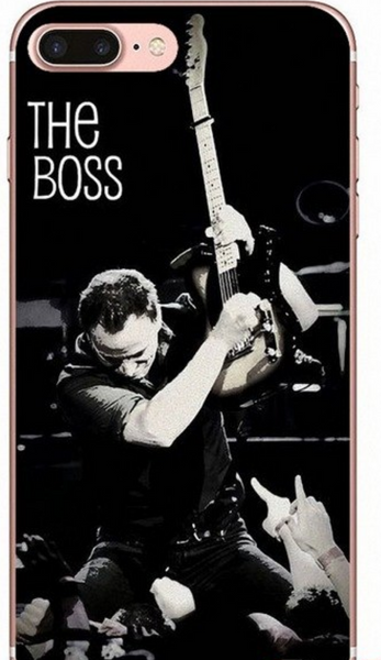 The Boss Rock Legend Live Bruce Springsteen Phone Case iPhone