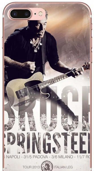 Italian Tour Bruce Springsteen Phone Case iPhone
