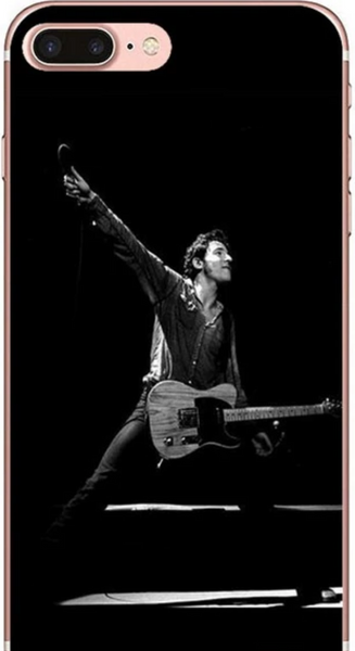 E-Street Band Black and White Bruce Springsteen Phone Case iPhone