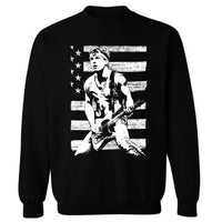 Bruce Springsteen Iconic Rock Unisex Sweater Sweatshirt Jumper Christmas