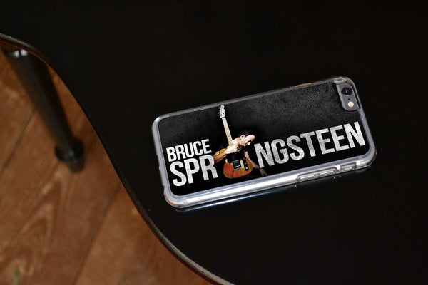 Bruce Springsteen Guitar Phone Case Cover Fits iPhone 4 5 5s SE 6 6s 7