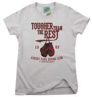 Ashbury Park inspired TOUGHER THAN THE REST, Women's T-Shirt
