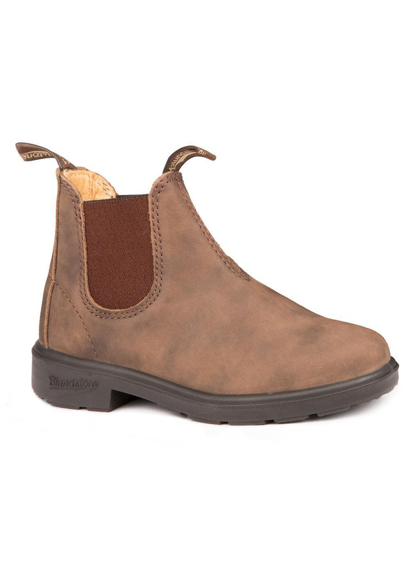 Blundstone 565   kids blunnies brown