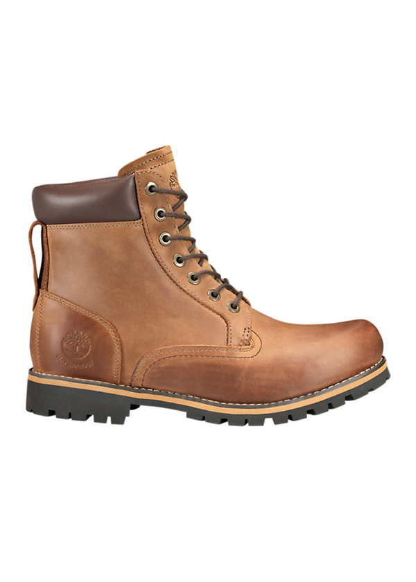 Men's Rugged 6-Inch Waterproof Boots