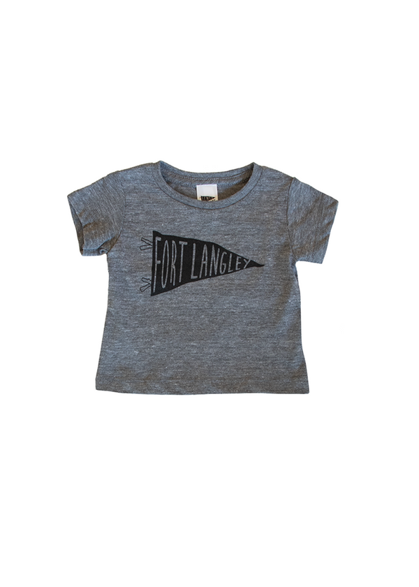Baby's Fort Langley Tee