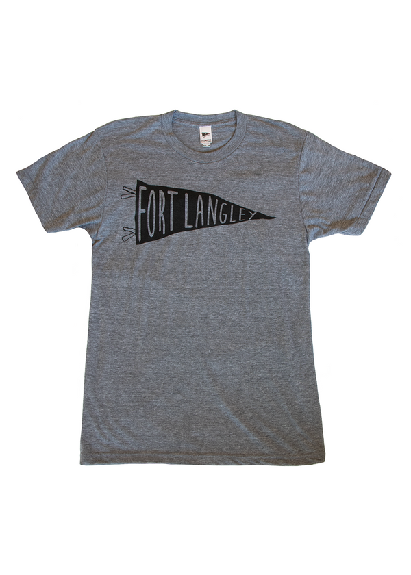 Men's Fort Langley Tee