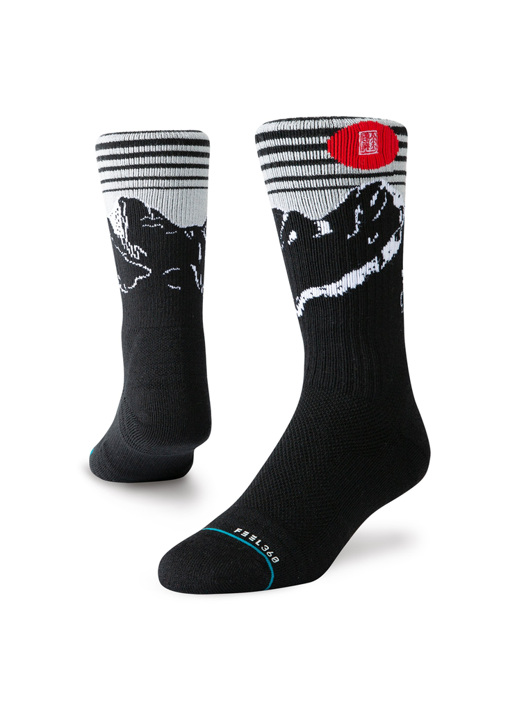 Stance Men's Alpine JC Hike Crew Sock