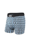 Saxx Ultra Boxer Blue Penguins