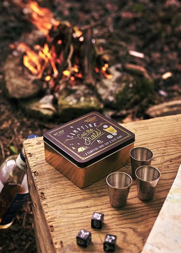 Gentlemen's Hardware Campfire Call the Shots