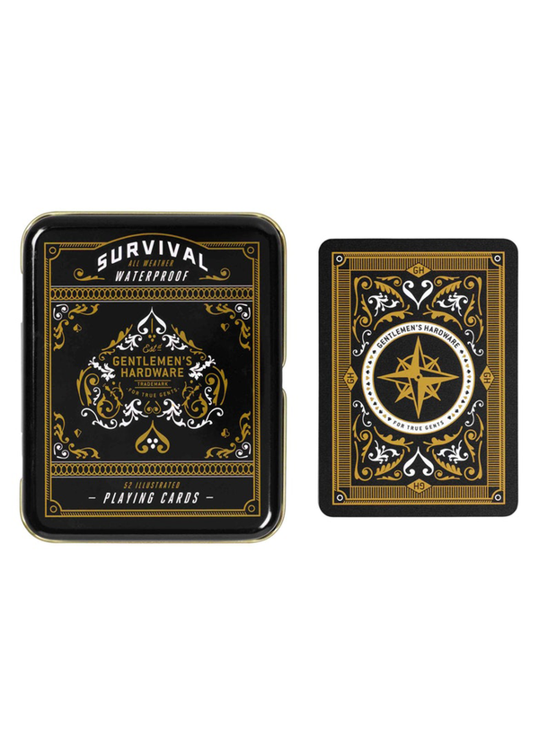 Survival Playing Cards No.111