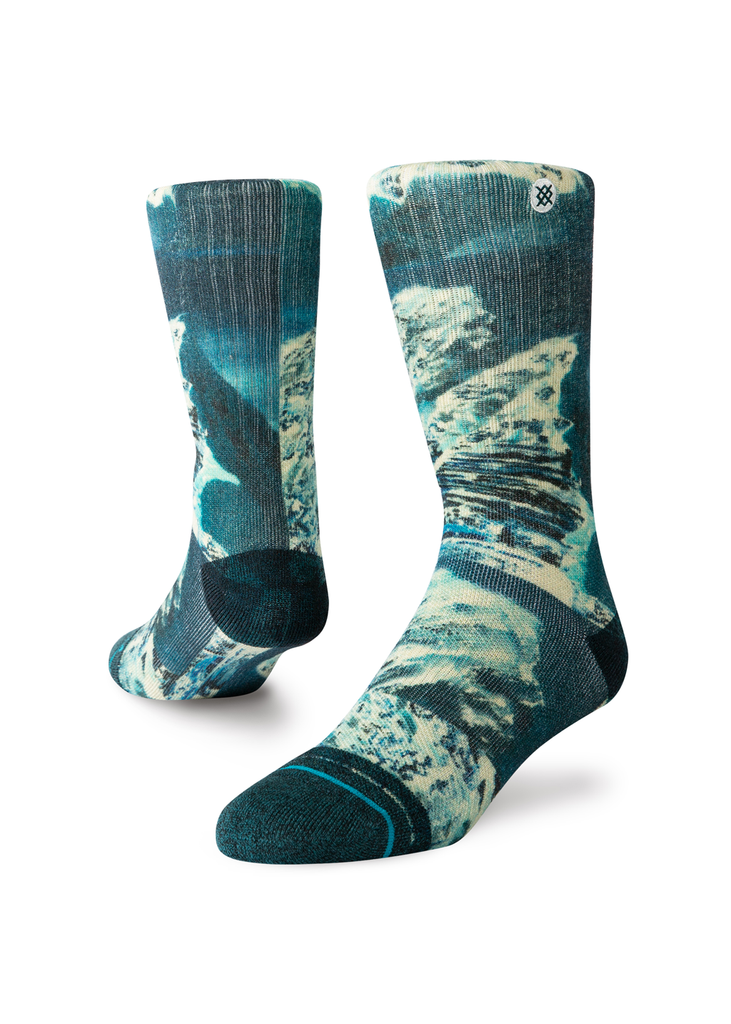 Stance Men's Death Zone Outdoor Crew Sock