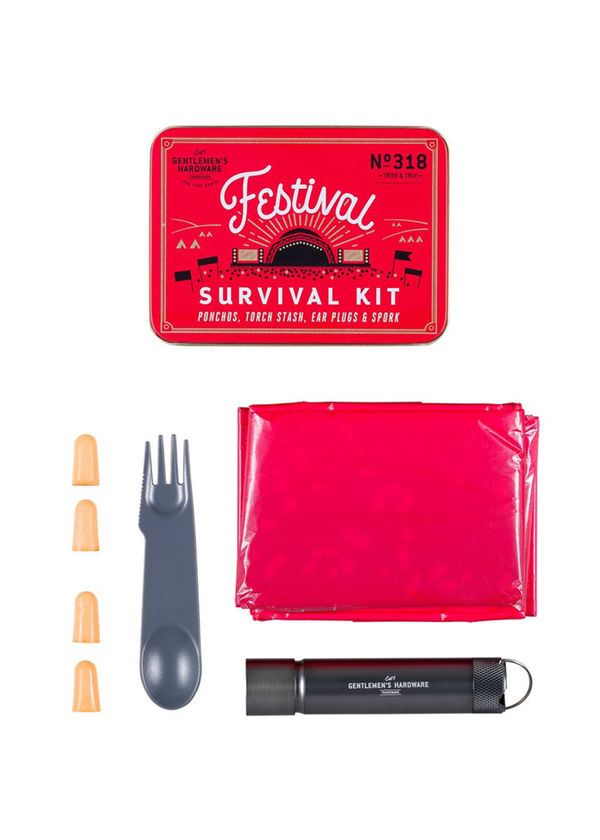 Festival Survival Kit No.318